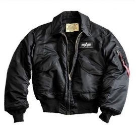 Bőr pilóta dzseki MA 2, Top Gun